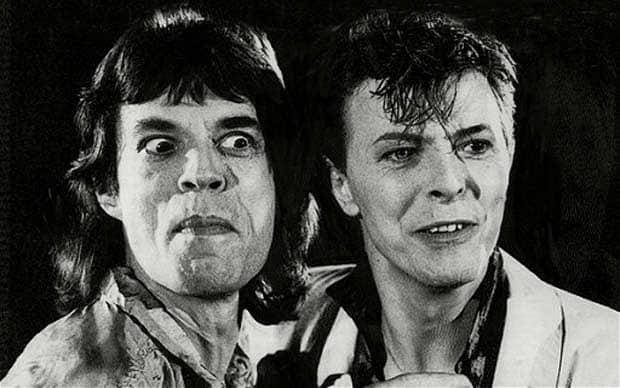 Mick jagger sex david bowie