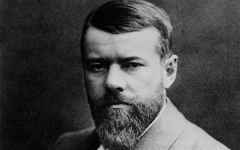 An analysis of max weber